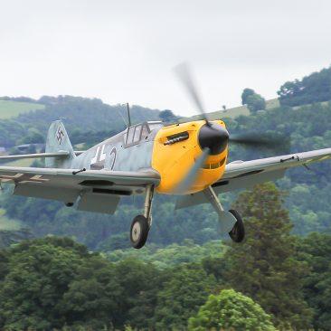 Messerschmitt Bf 109, Brian Nicholas