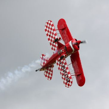 Pitts Special, Brian Nicholas