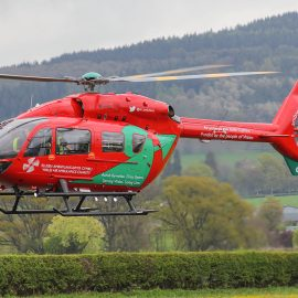 New Air Ambulance