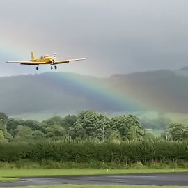 BBQ & Aerobatics Day